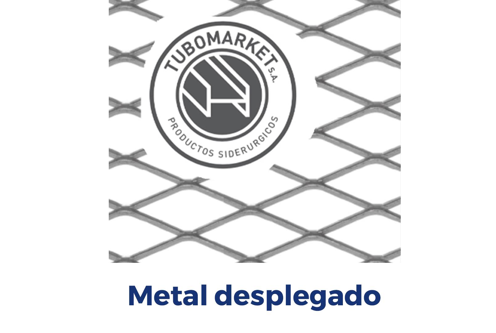 Metal desplegado